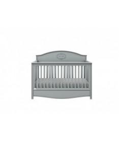 Łóżeczko 70x140 z szufladą i z funkcją sofy GOOD NIGHT - GRAY Bellamy