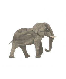 Naklejka ścienna, Elephant, Wild&Soft