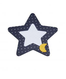 Ramka na zdjęcia w kształcie gwiazdki HELLO, Sauthon
