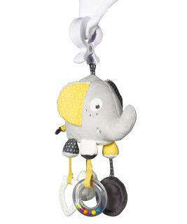 Zabawka edukacyjna z klipsem, Babyfan, Sauthon