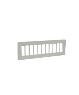 Barierka biała BASIC (2 szt.), PINIO