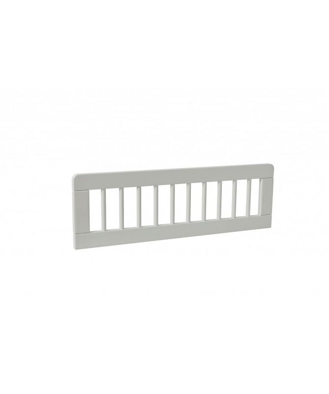Barierka biała BASIC (2 szt.) - 200x90 cm, PINIO