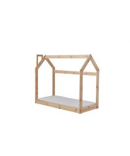 Łóżko-domek 160x70 cm, PINIO