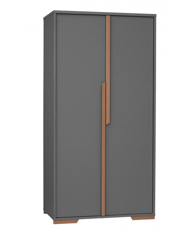 Szafa 2-drzwiowa - Snap, PINIO