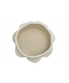 Kosz Basket Petals Ivory - Natural