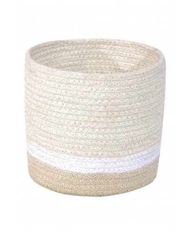 Kosz Basket Mini Tricolor Ivory
