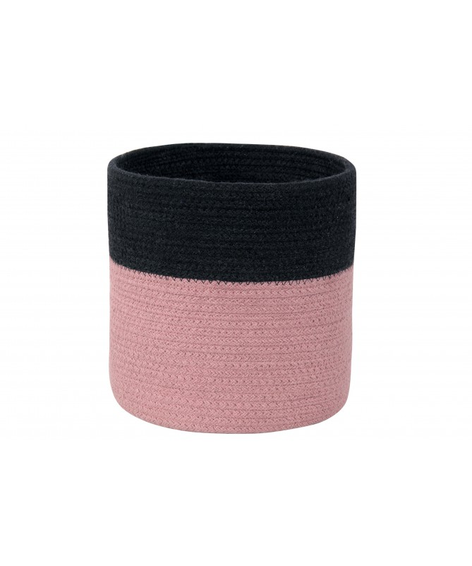 Kosz Basket Dual Black -Ash Rose