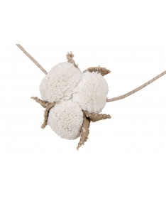 Girlanda Cotton Bolls